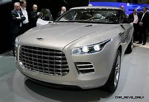 Aston Martin Suv : digital renderings fix the 2009 aston martin lagonda suv ~ Medecine-chirurgie-esthetiques.com Avis de Voitures