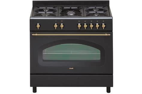 magasin cuisine en ligne piano de cuisson sauter scm690e retro noir scm690e