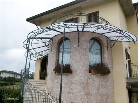 tettoia ferro tettoie tettoie in ferro battuto tettoia per terrazzo
