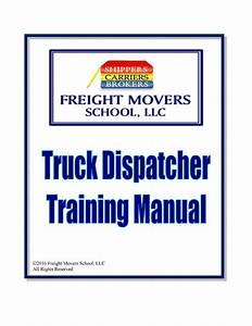Truck Dispatcher Training Guide