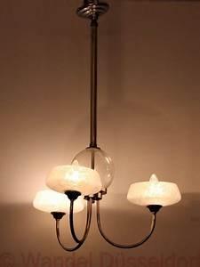 Art Deco Deckenleuchte : 01131 art deco deckenleuchte mit glaskugel dreiflammig wandel antik ~ Sanjose-hotels-ca.com Haus und Dekorationen