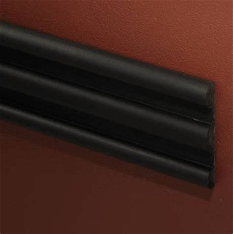 rubber chair rail bumpers images