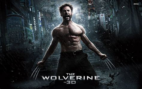 Hugh Jackman Wolverine Wallpapers