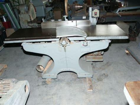 photo index crescent machine  crescent  jointer
