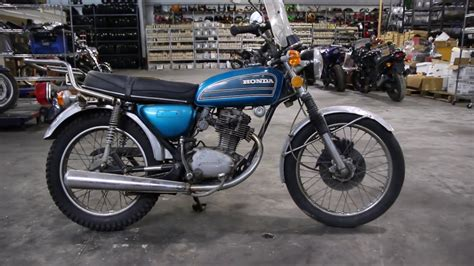 1974 honda cb125s used parts