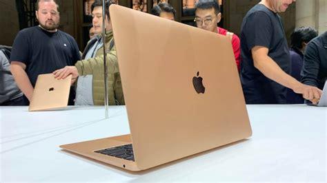 Pandang Pertama Macbook Air Dengan Paparan Retina Dan