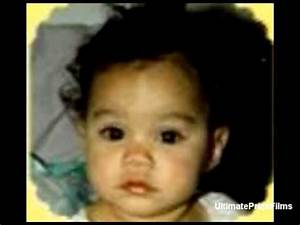 Rare Baby Pictures Of Vanessa Hudgens - YouTube
