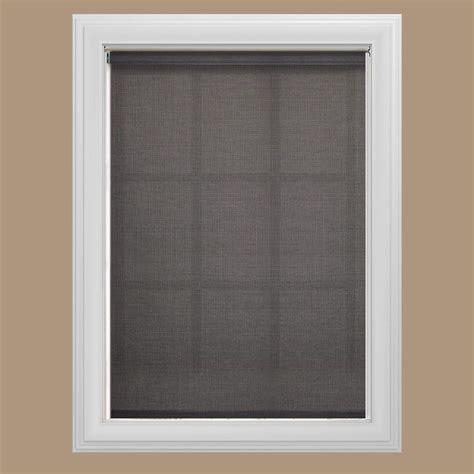wallingford l and shade bali cut to size graphite grey cordless vinyl 85 uv