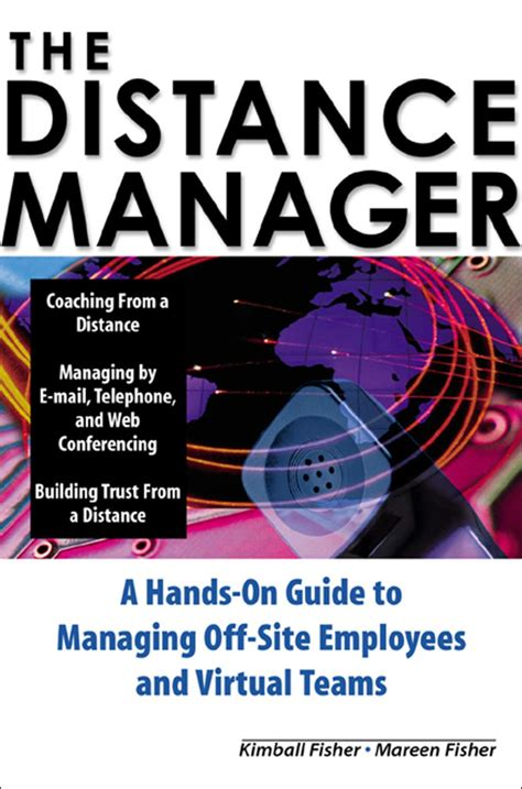 distance manager  hands  guide  managing