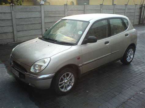 Daihatsu Sirion Picture by 2007 Daihatsu Sirion 1 3 Automatic Picture