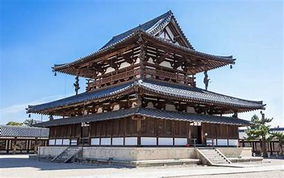 Architecture Japanese Japan Ancient Period Temple Britannica