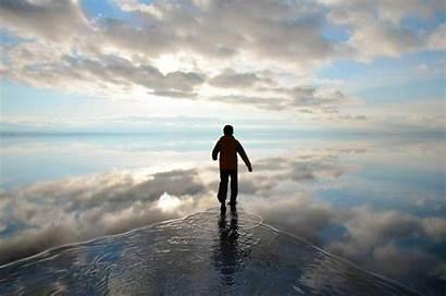 Walking Cloud Clouds Places Uyuni Talleres Desarrollo