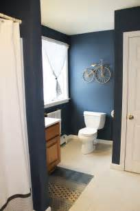 Blue Bathroom Paint Colors by Boys Bathroom Benjamin Newburyport Blue West Elm