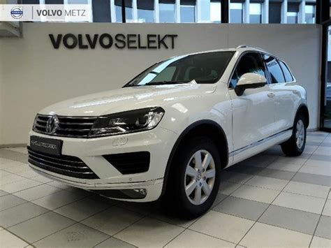 volkswagen touareg occasion voiture occasion volkswagen touareg reims peugeot reims