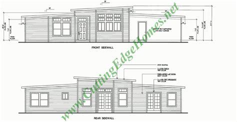 Mandalay Bay Floor Plan by Mandalay Modern Cutting Edge Homes