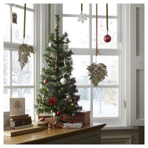 3ft real tree at lowes buy 3ft pre lit tree 20 warm white leds from our trees range tesco