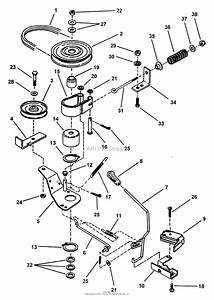 Snapper Wm280921b  84660  28 U0026quot  9 Hp Rear Engine Rider  U0026quot M U0026quot  Series 21 Parts Diagram For Belts
