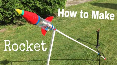 how to make a l how to make an airsoft rocket out of plastic bottle water
