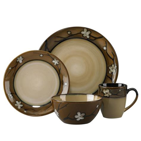 dinnerware gold pfaltzgraff piece flora everyday dishes today casual similar atelier american shopping