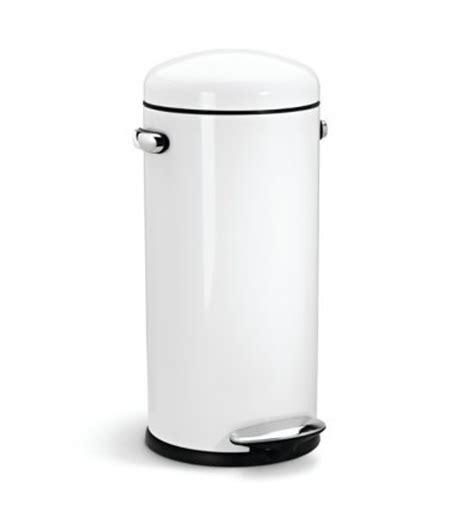 poubelle cuisine pedale 30 litres acheter poubelle de cuisine 30 litres retro ouverture