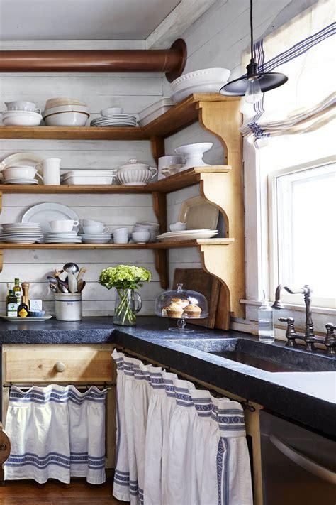kitchen curtain ideas 38 best farmhouse kitchen decor and design ideas for 2017 Farmhouse