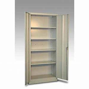 Armoire Vestiaire Metal : armoire utilitaire etag re et armoire utilitaire leroy ~ Edinachiropracticcenter.com Idées de Décoration