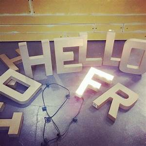 light up letters tutorial i heart this blog create With red marquee letters hobby lobby