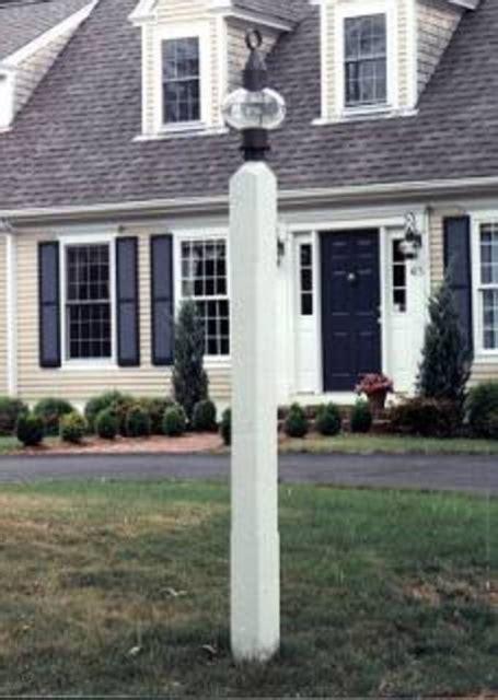 wooden lantern posts custom    england woodworks
