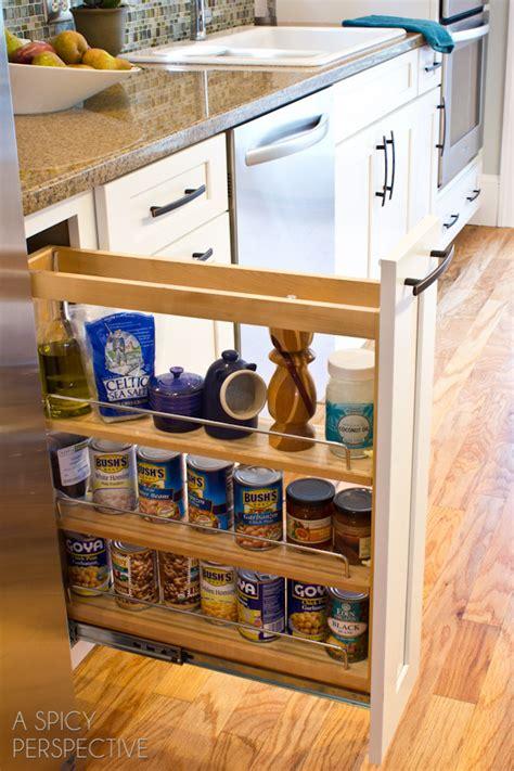 diy kitchen organization ideas 18 amazing diy storage ideas for kitchen 6857