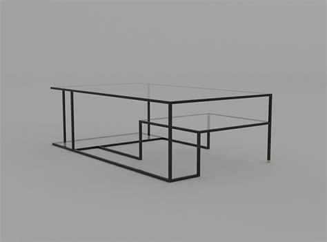 minimalist table design right angles coffee table by jason phillips design 187 retail design blog