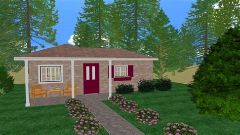 small brick house plans brick country house plans small brick home plans treesranchcom