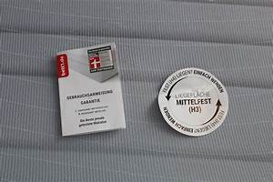 Günstige Matratzen 90x200 : bodyguard anti kartell matratze bett1 test stiftung warentest testsieger ~ Indierocktalk.com Haus und Dekorationen