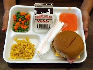 Congress considers bill to restrict free school lunches