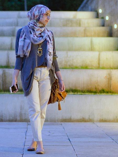 How To Look Fashionable With Hijab Fashion Outfit u00bb Celebrity Fashion Outfit Trends And Beauty Tips