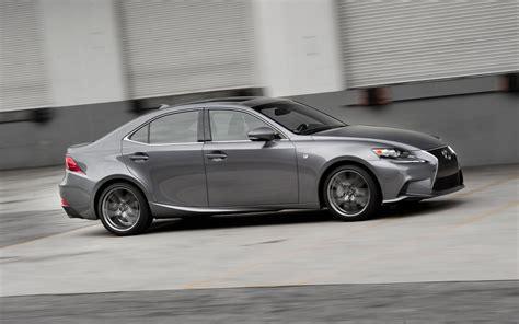 Is250 F Sport by 2014 Lexus Is 250 F Sport Test Motor Trend