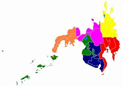 Mindanao Wikipedia Regions Bombings