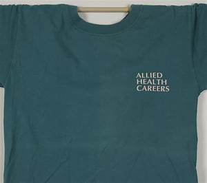 Art wear a t shirt and screen printing blog for Allied health careers