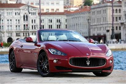 Maserati Grancabrio Convertible Mc