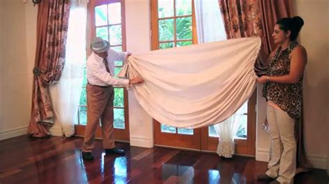 curtain swags diy how to make swags galaxy