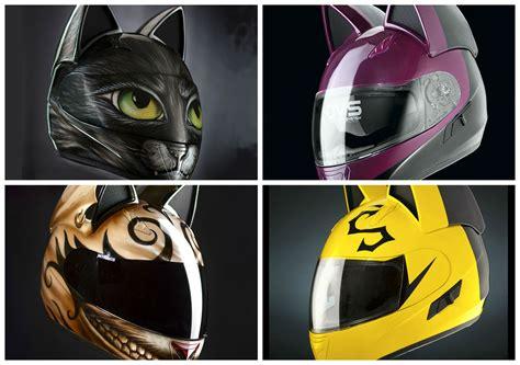 Neko Motorcycle Helmet For Women