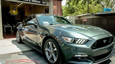 2015 Ford Mustang Gt Aka Project Green Pony