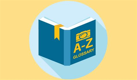 A Glossary Of Digital Photography Terms  B&h Explora