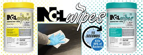 NCLwipes™ | Products | NCL