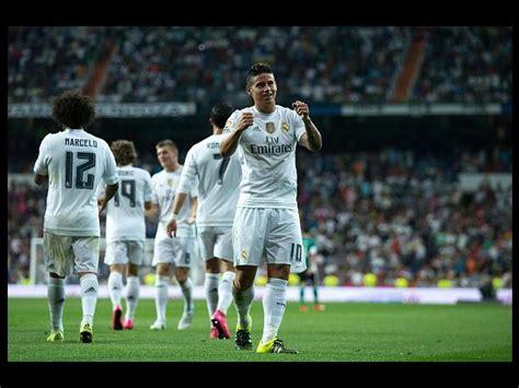 El Real Madrid Golea Al Betis En Su Primer Partido En Casa