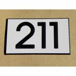 Plaque Boite Aux Lettres Adhesive : num ro boite lettre personnalisation en ligne petit prix ~ Melissatoandfro.com Idées de Décoration