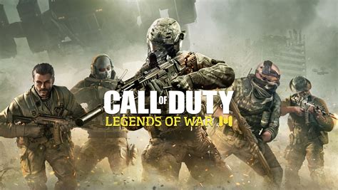 Legends Of War' Mobile Game Launches On