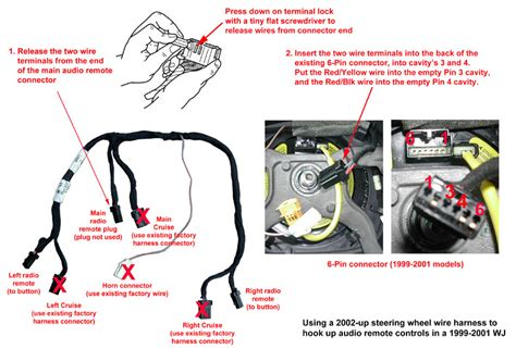 Jeep Commander Radio Wiring Harnes by Jeep Commander 3 7 2003 Auto Images And Specification