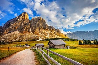 Scenery Road Mountain Wallpapers Resolution
