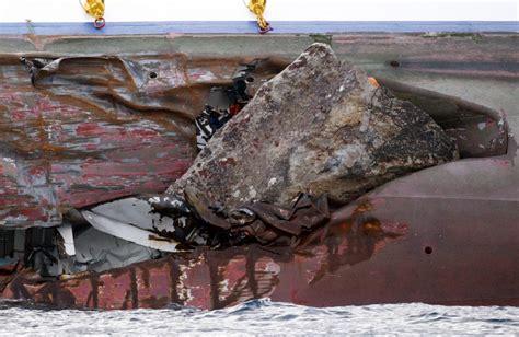 Italian Cruise Ship Tragedy Inside The Costa Concordia [LATEST PHOTOS]
