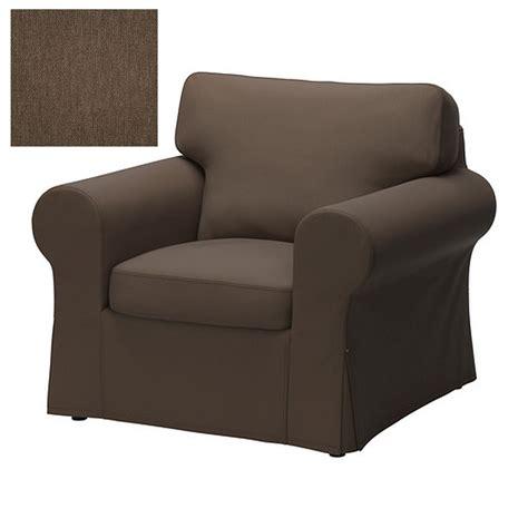 ikea ektorp armchair cover chair slipcover jonsboda brown